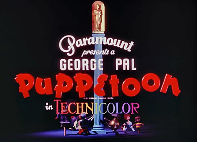 THE PUPPETOON MOVIE VOL. 2 — Serious Fun for the Animation History Buff