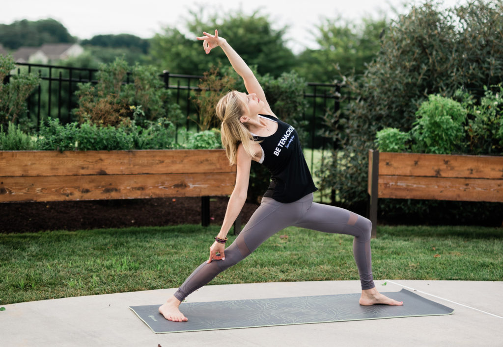 Jessica Hensley Yoga