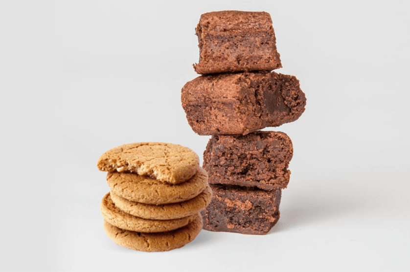 Ginger Snaps and Brownies