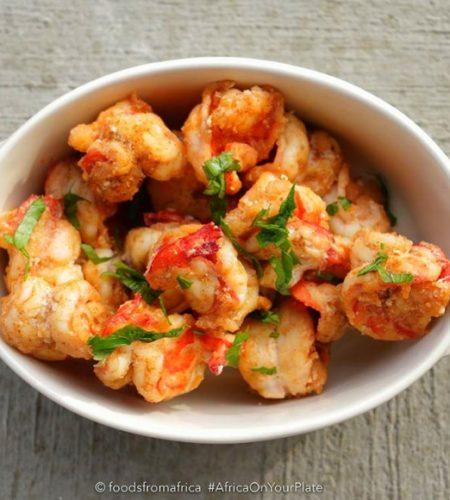 chilli+and+honey+prawns