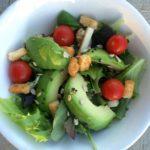 African Avocado Salad