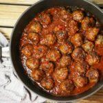 Marinated Beef Meatballs (Mshikaki)