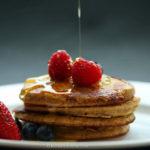 Ripe Plantain Pancake