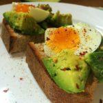 Avocado & Egg Toast