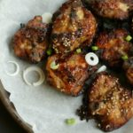 Sweet & Sticky Baked Chicken Legs (Drumsticks and Thighs)