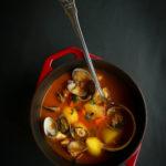 Ghanaian Light Seafood Stew