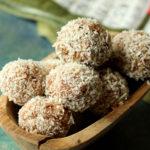 Coconut Fig Snack Balls