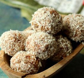 coconut-fig-candy-balls-dessert