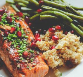 honey-marinated-salmon