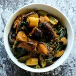 Sauteed Collard Greens & Chard Recipe