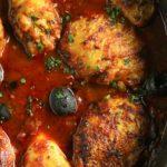 Spicy Dukkah Moroccan Chicken Recipe