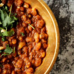Curried African Bean Stew (African Red Red) Recipe