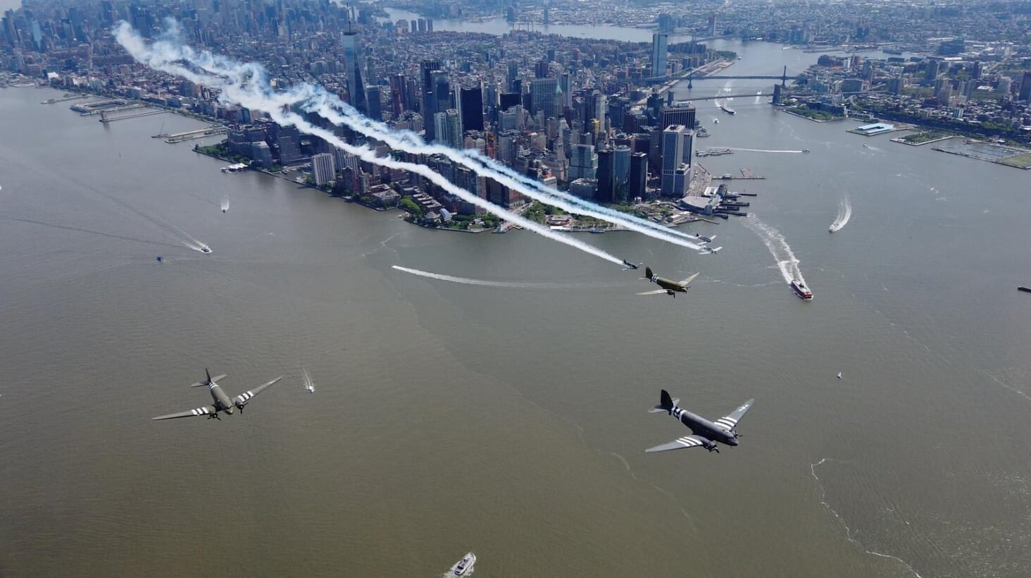 SOF Photo - DDS NYC Flyover