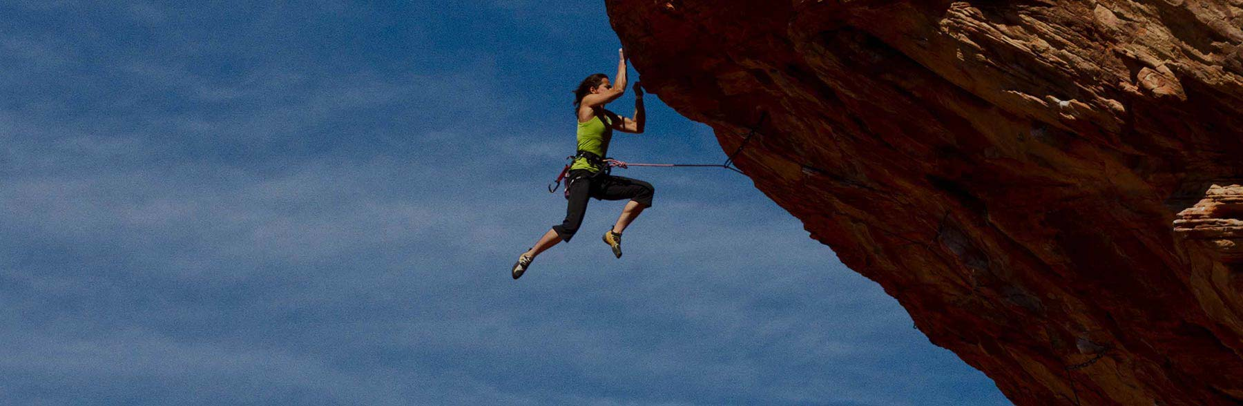 Audrey RedRocks Mountian Climbing