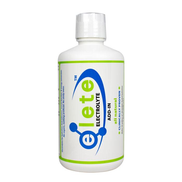 elete electrolytes Add-In 32oz Front