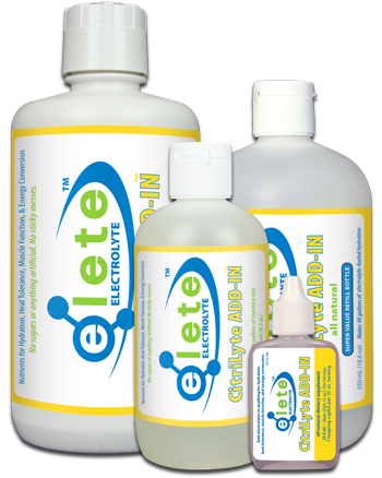 elete CitriLyte Electrolyte group product
