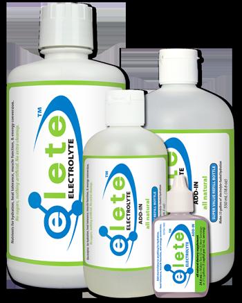 elete Electrolyte group product