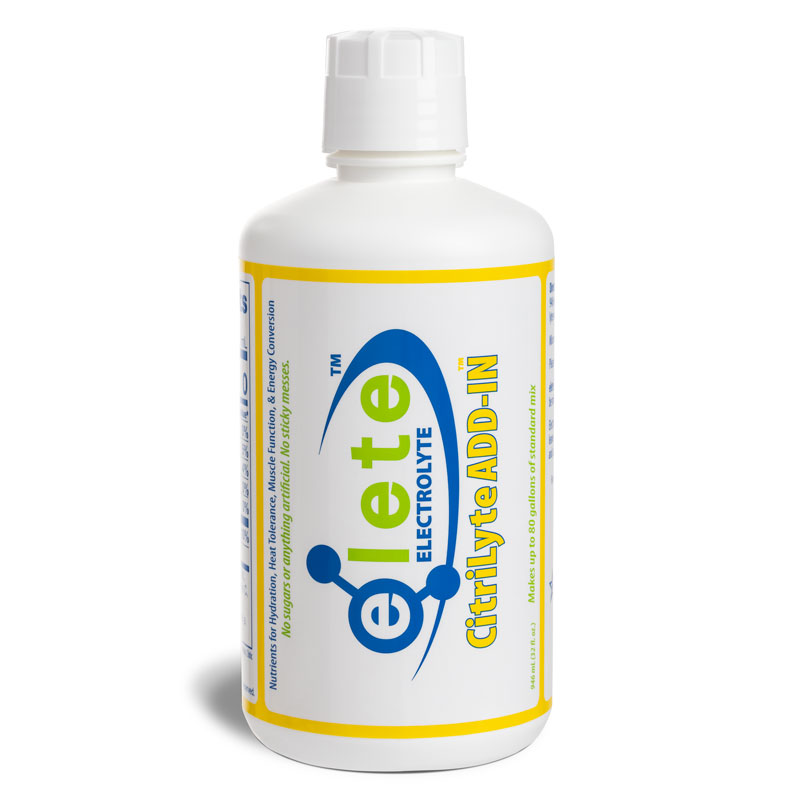 elete Electrolyte CitriLyte 32 oz