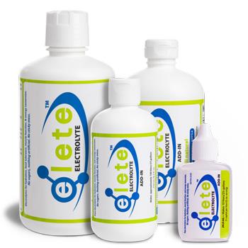 elete Electrolytes Family of products