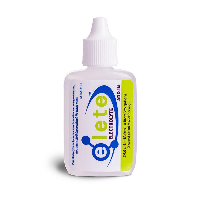 elete Electrolyte Pocket Bottle