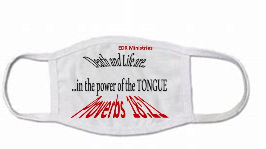 SCRIPTURE FACE MASK