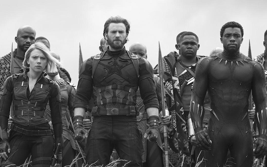 Avengers: Infinity War, llega a la pantalla grande