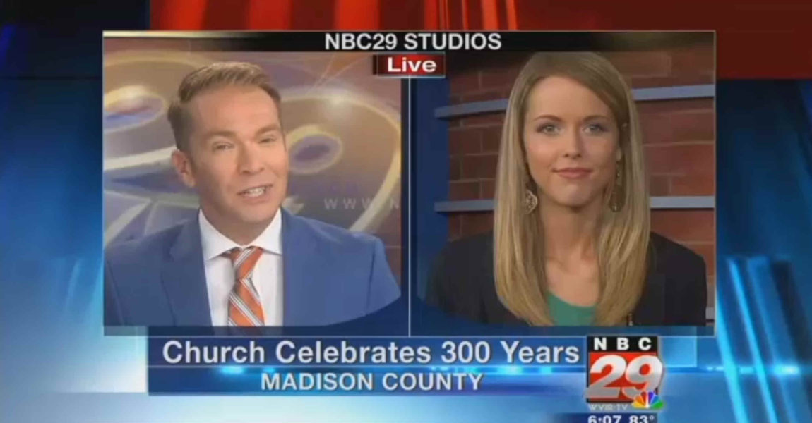 Madison County Church Celebrates 300 Years