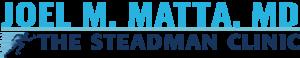 Dr Joel M. Matta, M.D. - The Steadman Clinic - website logo