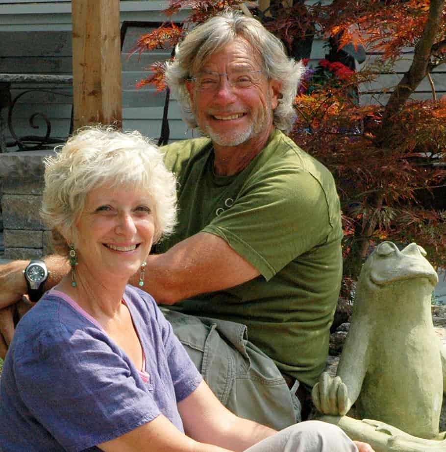 Penny & Mark Estomin