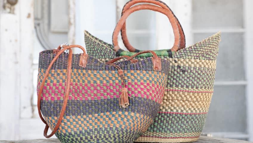 Fair Trade Reusable Bags