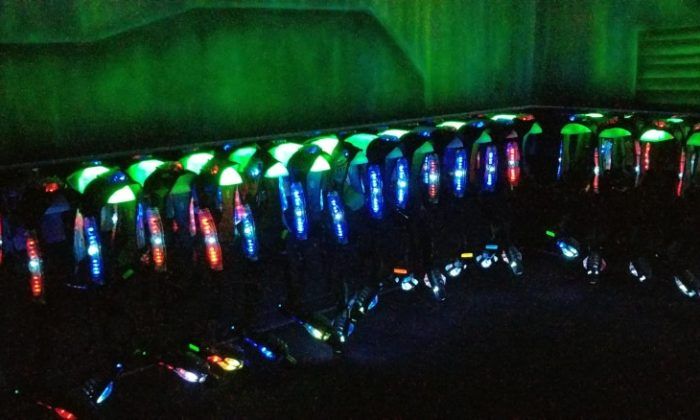 Laser Tag Pecanland Mall