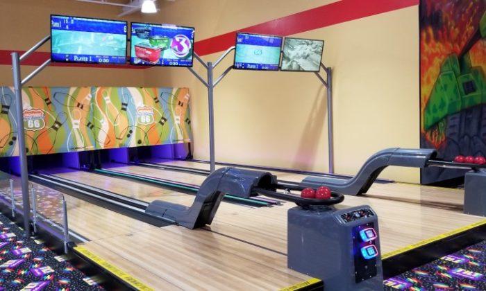 Mini Bowling Pecanland Mall