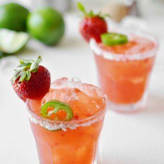 Strawberry Jalapeno