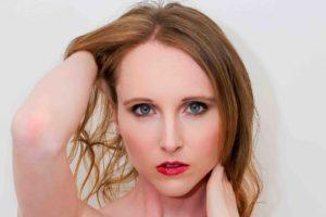 Model at Opus X Photography Studio