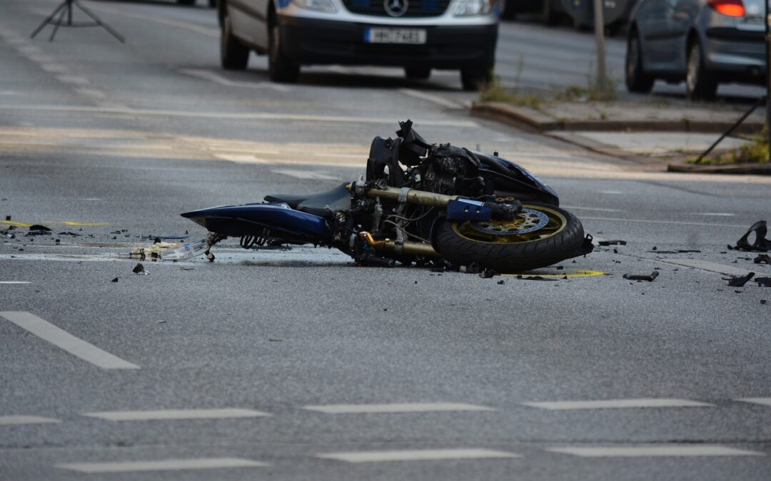 After Motorcycle Accidents, An Attorney Can Help