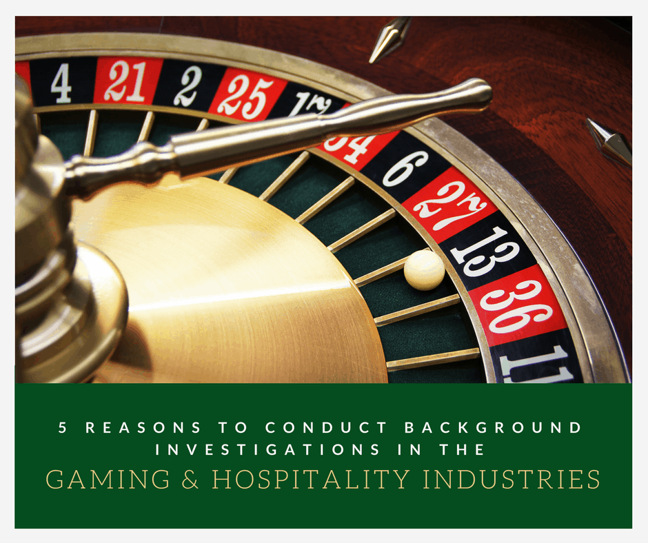 5 Reasons Background Checks Are Critical in the Hospitality Industries