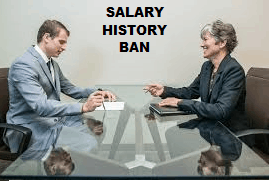Salary History Bans and the Employment Process