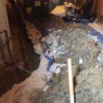 interior basement waterproofing richmond hill