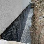 exterior basement waterproofing pickering