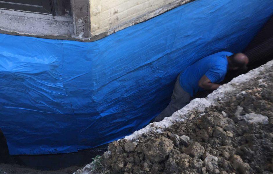basement waterproofing cost toronto