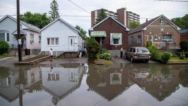 toronto basement waterproofing flood 2020