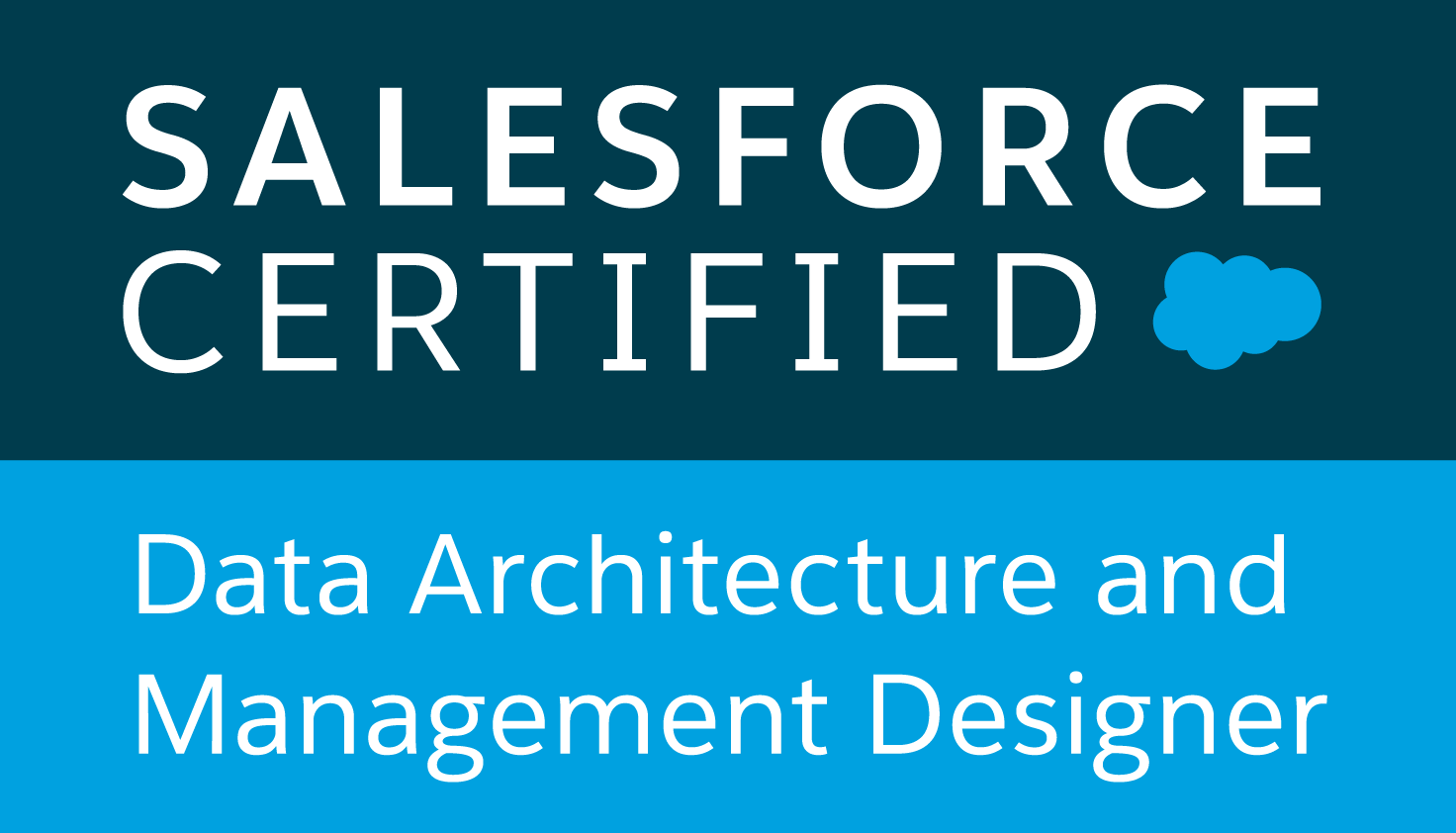 Data Architecture and Management Designer