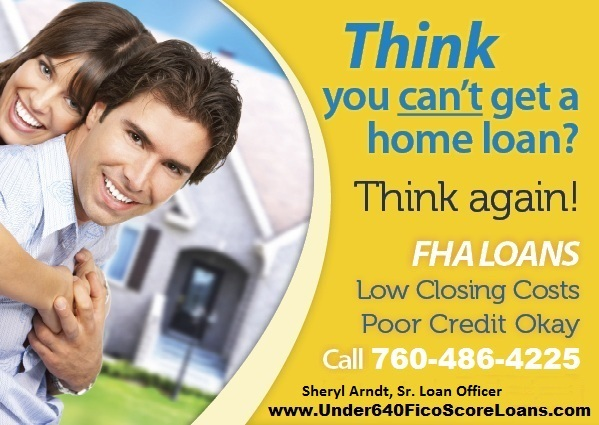 Think you can't get a home loan, think again