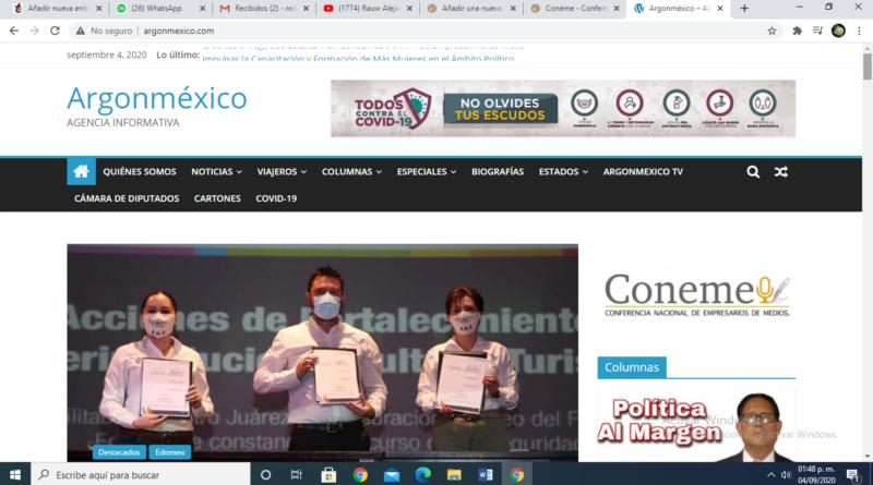 Argonmexico / Agencia Informativa