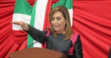Asume Lorena Cuéllar Gobierno de Tlaxcala