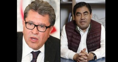 Senador Monreal Recibe a Gobernador Barbosa