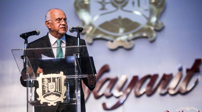 Asume Navarro Quintero Gobierno de Nayarit