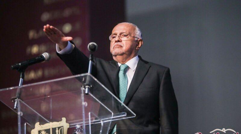 En la Unidad Vamos a Despertar al Gigante que es Nayarit: Miguel Ángel Navarro, Gobernador