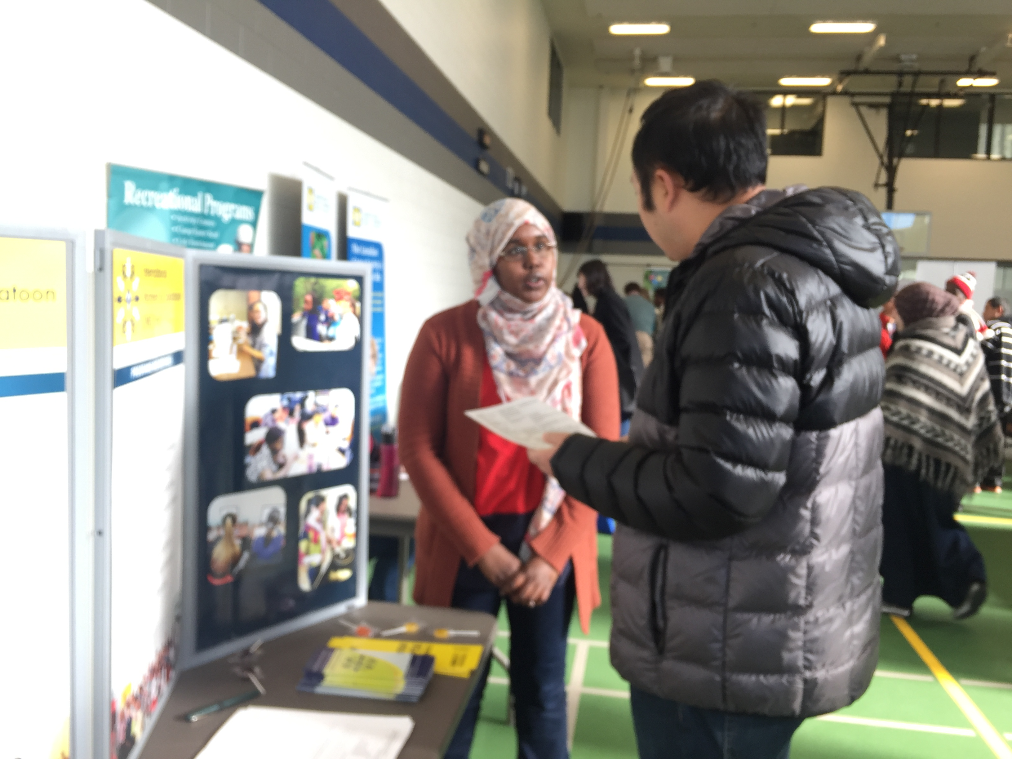 IWS_International Women of Saskatoon_volunteer_fair