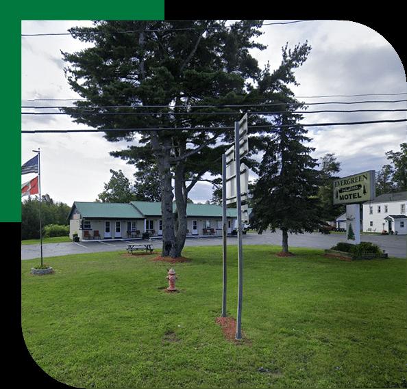 The Evergreen Motel
